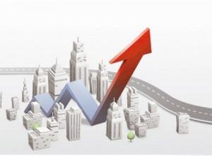 全国地价总水平温和上涨 住宅地价增速放缓...