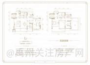 平板户型 -L7 - 恒达滨河府户型图
